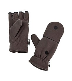 John Bartlett Statements Men's Fleece Flip Top Gloves