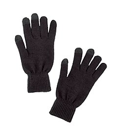 John Bartlett Statements Knit Glove with Tipping