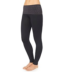 Cuddl Duds® FlexFit Roll-Top Leggings
