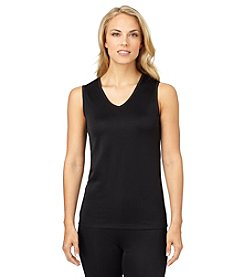 Cuddl Duds® Softwear with Lace Tank