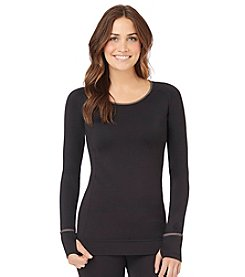 Cuddl Duds® Smooth Plush Long Sleeve Top