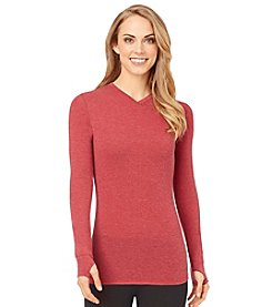Cuddl Duds® Active Layer Square V-Neck Top