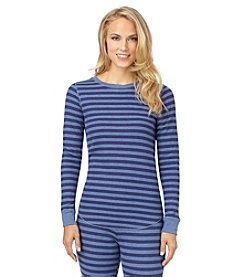 Cuddl Duds® Waffle Thermal Top