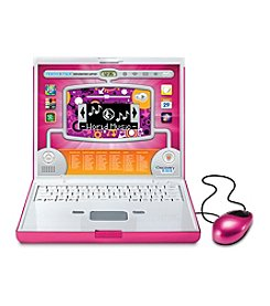 Discovery Kids® Pink Slim Toy Laptop