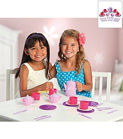 Discovery Kids® 29-pc. Toy Tea Set