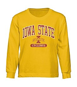 Genuine Stuff Boys' 4-7 Long Sleeve NCAA Iowa State Tee