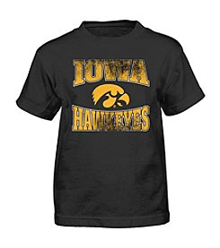 Genuine Stuff NCAA® Iowa Hawkeyes Boys' 4-20 Short Sleeve  Tee