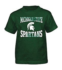 Genuine Stuff Boys' 4-7 Short Sleeve NCAA Michigan State Tee