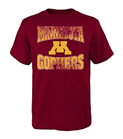 Genuine Stuff Boys' 8-20 NCAA Minnesota Tee