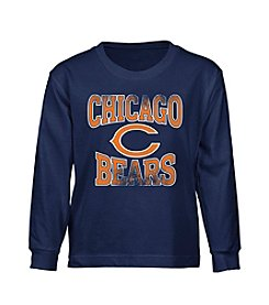 adidas NFL® Boys' 4-7 Long Sleeve Bears Tee
