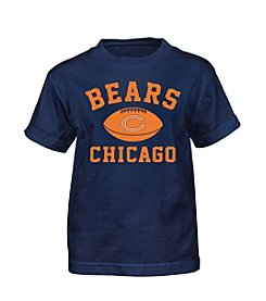 adidas NFL® Boys' 4-7 Short Sleeve Bears Tee