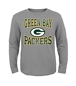 adidas NFL® Boys' 8-20 Packers Tee
