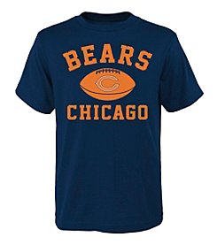 adidas NFL® Boys' 8-20 Short Sleeve Bears Tee