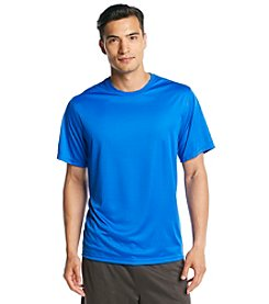 Exertek® Men's Shocking Blue Active Short Sleeve Performance Tee