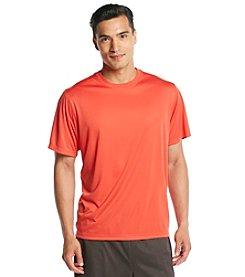 Exertek® Men's Poppy Red Active Short Sleeve Performance Tee