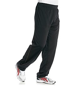 Exertek® Men's Active Tricot Side Stripe Pant