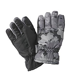Mambo® Boys' Camo Ski Gloves