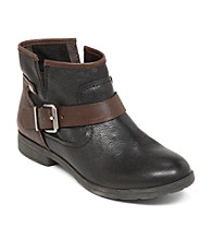 "BCBGeneration™ ""Rough"" Slip-On Booties"