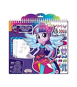 Equestria Girls™ Fashion Design Sketch Portfolio