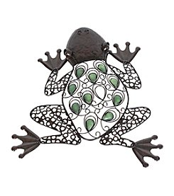 La Hacienda® Glow in the Dark Frog Wall Art