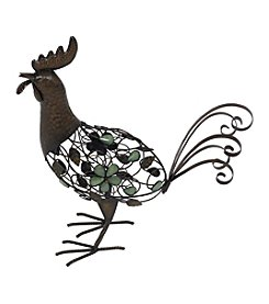 La Hacienda® Glow in the Dark Beaded Strutting Rooster