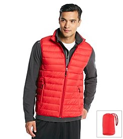 32Degrees Weatherproof Men's Lightweight Down Packable Vest