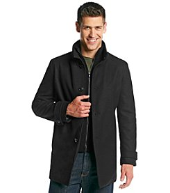 Kenneth Cole® Men's Wool Single Breasted Coat