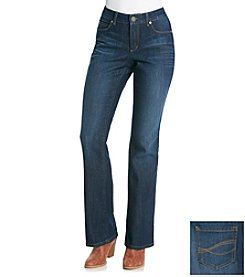 Relativity® Barely Bootcut Denim Jeans