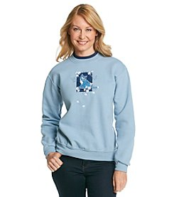 Morning Sun® Kitten & Daisy Sweatshirt