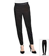 Jessica Simpson Achilles Faux Leather Trim Pants