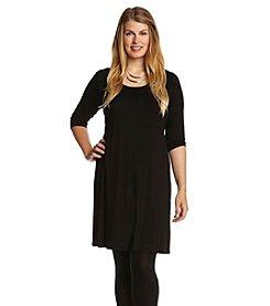 Karen Kane® Plus Size A-Line Dress