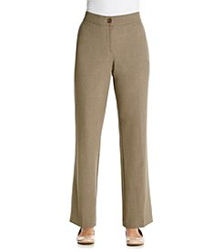 Studio Works® by Briggs Petites' Slimming Solutions Comfort Waist Pants