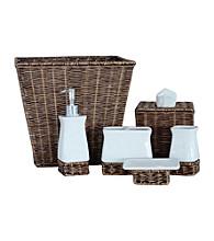 LaMont Home® Greeley Rattan Bath Collection