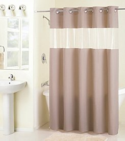 Hookless® Vision PEVA Shower Curtain