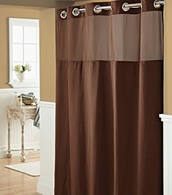 Hookless® Diamond Pique Shower Curtain