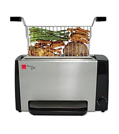 Ronco Stainless Steel Ready Grill