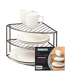 Kitchen Details® 3-Tier Corner Rack