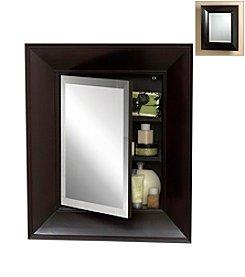 Zenith® Concave Frame Bevel Mirrored Medicine Cabinet