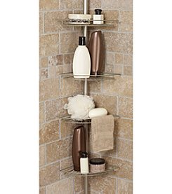 Zenna Home™ Tub and Shower Tension Pole Caddy