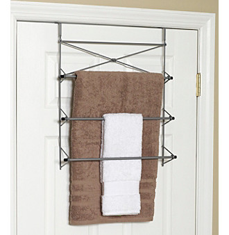 Zenna Home™ Cross Style Towel Rack