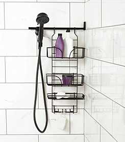 Zenna Home™ 2600 Make-A-Space Side Mount Shower Caddy