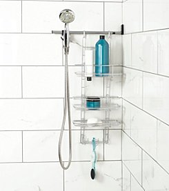 Zenna Home™ 2601 Make-A-Space Side Mount Shower Caddy