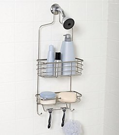 Zenna Home™ Stainless Steel Premium Shower Caddy