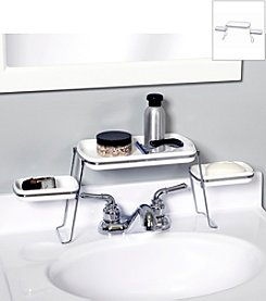 Zenna Home™ Small Spaces Over the Faucet Shelf