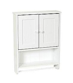 Zenna Home™ Country Cottage Wall Cabinet