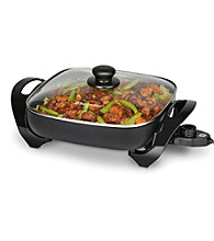 "Toastmaster 11"" Skillet With Glass Lid"