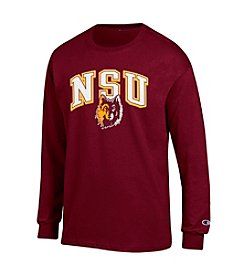 NCAA® Northern State University Men's Long Sleeve Shirt