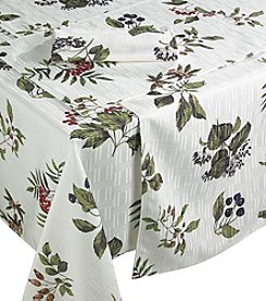 LivingQuarters Dunmore Table Linens