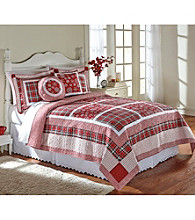 LivingQuarters Holiday Quilt Collection
