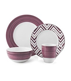 Mikasa® Cadence Ruby Dinnerware Collection